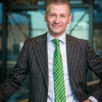 René Schenk - Directeur Business Partner Organisatie bij KPN