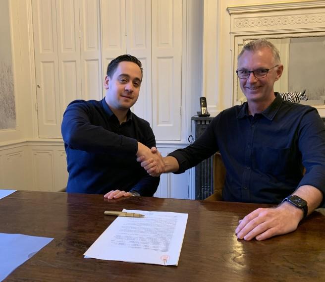 Manuel Jamin treed toe als aandeelhouder CBG Connect